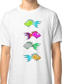 Neon Fish Classic T-Shirt