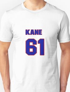 National baseball player Kane Davis jersey 61 T-Shirt