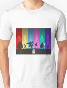 The Big Hero 6 Unisex T-Shirt