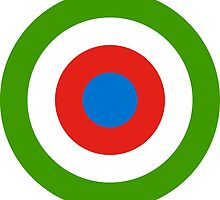 Roundel of Equatorial Guinea Air Force  by abbeyz71