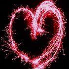 Sparkling Heart by Diana Forgione