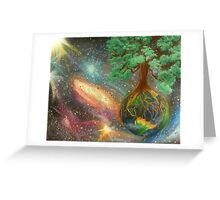 Oaks of Rightousness Greeting Card