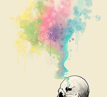 """Immortal Fate"" Watercolor series 4/5 by demas"