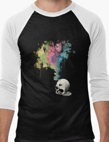 """""""Immortal Fate"""" Watercolor series 4/5 Men's Baseball ¾ T-Shirt"""