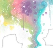 """""""Immortal Fate"""" Watercolor series 4/5 Sticker"""