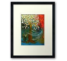 Roots Deep And Your Foundations Strong In Love Framed Print