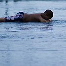 Dreamin' on water by Alexandre Bertin