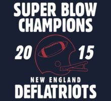 Deflate Gate - Vintage Deflatriots Super Blow Champions by bestnevermade