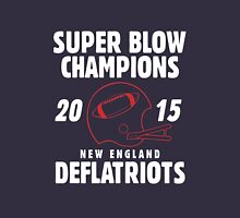 Deflate Gate - Vintage Deflatriots Super Blow Champions T-Shirt