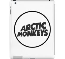 arctic monkeys iPad Case/Skin