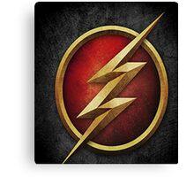 The Flash CW Tv Show Canvas Print