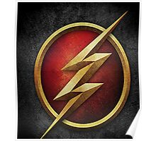 The Flash CW Tv Show Poster
