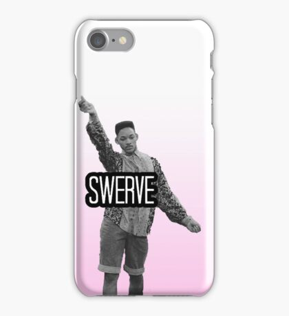 Will Smith Swerve iPhone Case/Skin