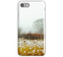Winter Prairie by Alma Lee iPhone Case/Skin