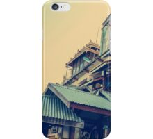 Mountain Temple iPhone Case/Skin