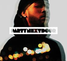 PARTYNEXTDOOR by kingofthefvll
