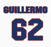 National baseball player Guillermo Quiroz jersey 62 by imsport