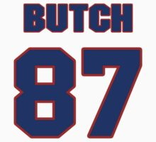 National football player Butch Rolle jersey 87 by imsport