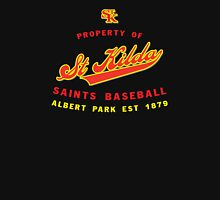 Property of St Kilda Baseball Club Script T-Shirt Black/White/Charcoal/Grey T-Shirt