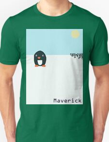 Maverick Penguin Unisex T-Shirt