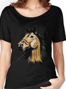 Mesteño Women's Relaxed Fit T-Shirt