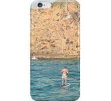 Paddle Board iPhone Case/Skin