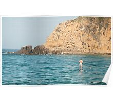 Paddle Board Poster