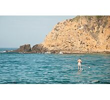 Paddle Board Photographic Print