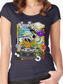 Beat Dumps Women's Fitted Scoop T-Shirt