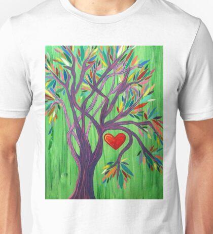 Where My Heart Resides Unisex T-Shirt
