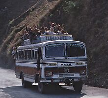 The Pokhara Bus! by randmphotos
