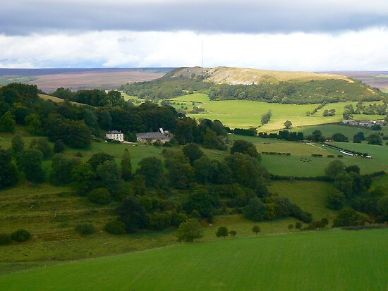 Vale of Hawnby by Trevor Kersley