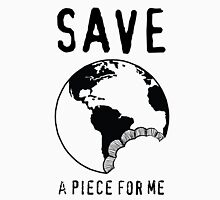 Save A Piece For Me Womens Fitted T-Shirt
