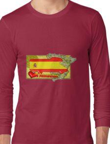 Autocaravana Espana Long Sleeve T-Shirt