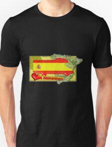 Autocaravana Espana Unisex T-Shirt