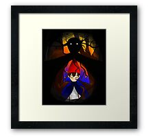 Wirt and the Beast Framed Print