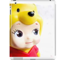 Cute Pooh iPad Case/Skin