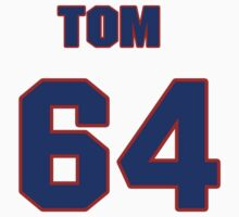 National baseball player Tom Shearn jersey 64 by imsport