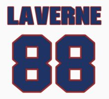National football player LaVerne Torczon jersey 88 by imsport