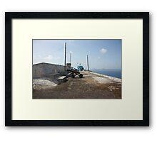 canons Framed Print