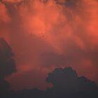 Red sky at night........... by David Rowan