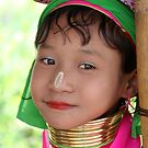 Paduang girl by gruntpig