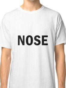 Glee: Nose Classic T-Shirt