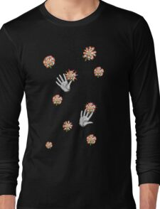 A Handy Collaboration  Long Sleeve T-Shirt