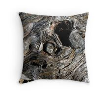 Whorls Throw Pillow