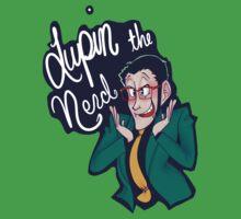 Lupin the Nerd One Piece - Short Sleeve
