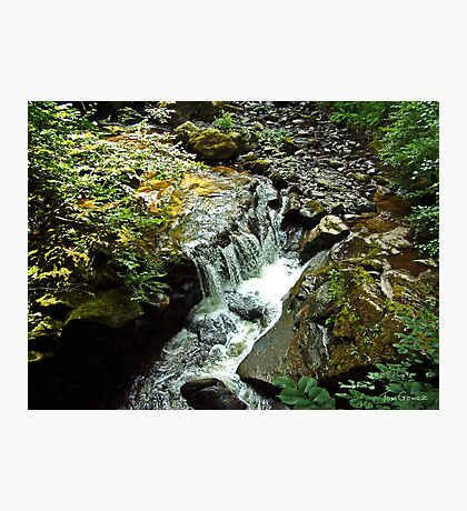 Tumbling Waters Photographic Print