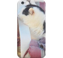 Baby Takes A Power-Nap iPhone Case/Skin