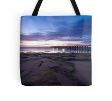 Point Lonsdale Pier at Dawn Tote Bag