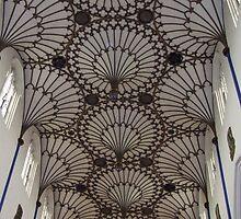 St Johns Church  ( Princess Street Edinburgh)  by paul boast